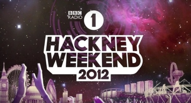 Radio 1 Hackney Weekend 2012