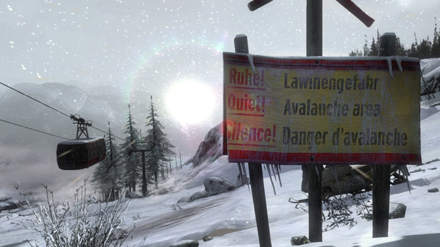 007 Legends: The Alps.