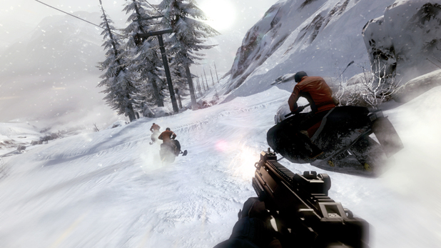 007 Legends: Ski Chase