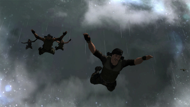 Expendables 2 screenshots
