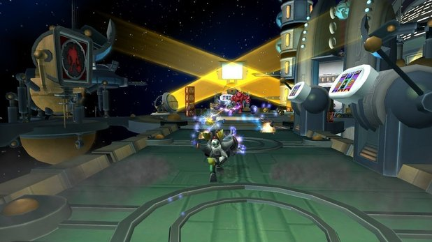 Gaming Review: The Ratchet & Clank Trilogy: Classics HD