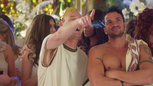 Keith Lemon: The Film Peter Andre