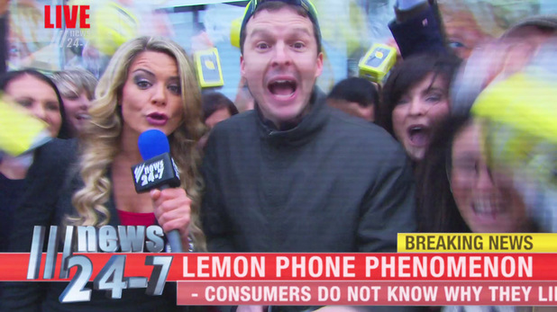 Keith Lemon: The Film Charlotte Jackson