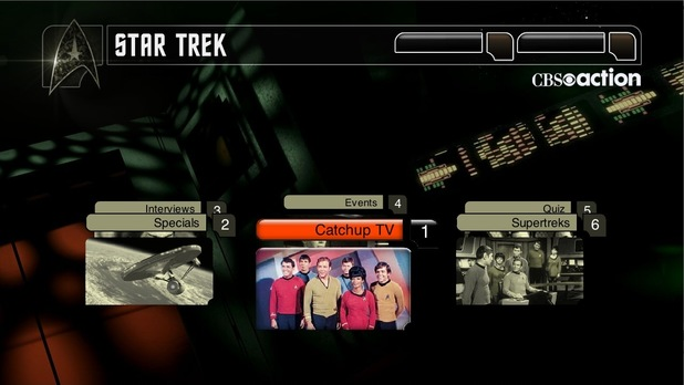 Star Trek ViVo app screenshot