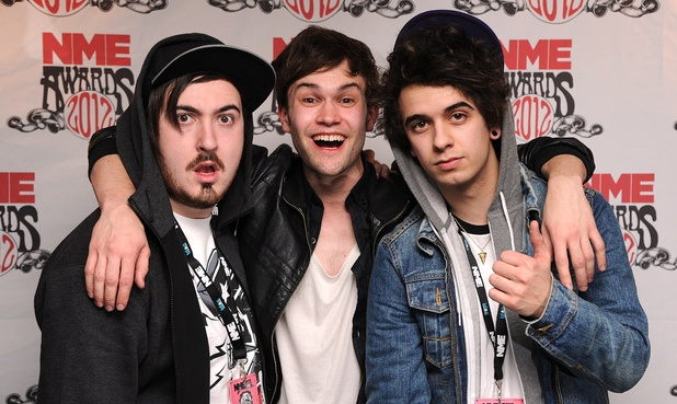 Stefan Abingdon, Dru Wakely and Ashley Horne of The Midnight Beast