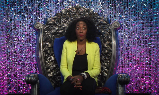Shievonne in the Diary Room