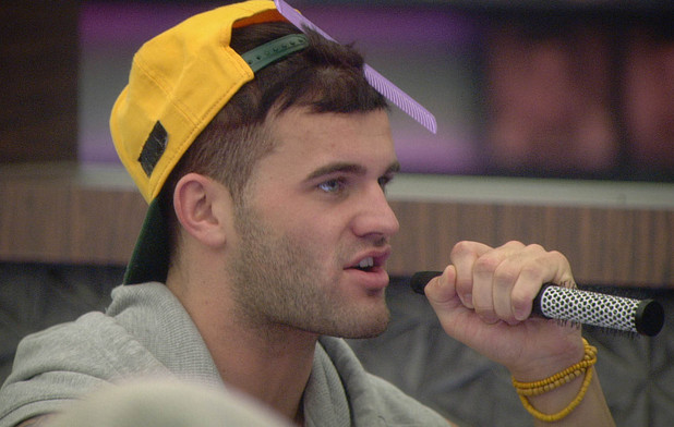Big Brother 2012 - Day 20: Conor