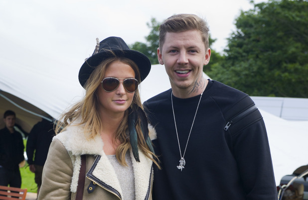 Millie Mackintosh, Professor Green, Hackney Weekend