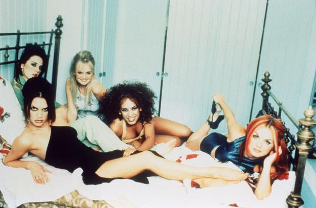The Spice Girls, 1997