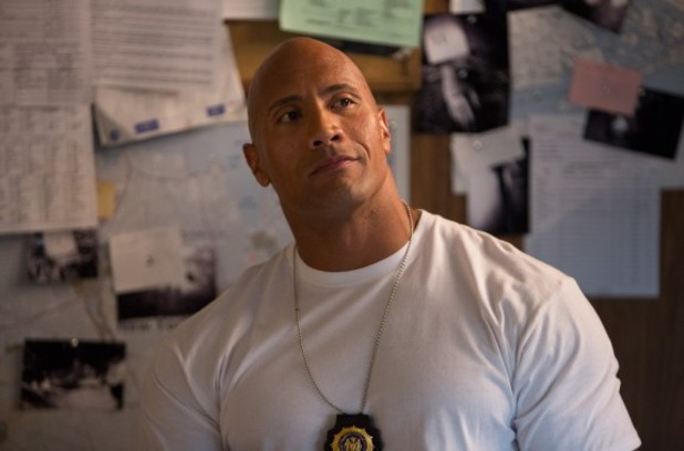 Dwayne Johnson in 'Empire State'