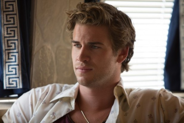 Liam Hemsworth in 'Empire State'