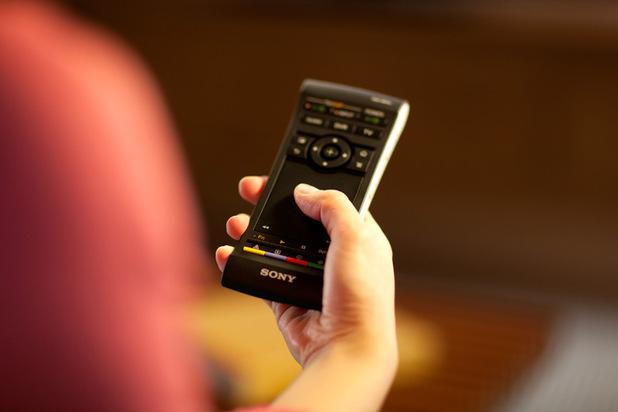Sony Google TV remote control