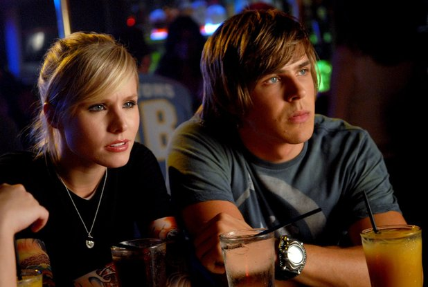 Veronica Mars, season 3 - Kristen Bell and Chris Lowell