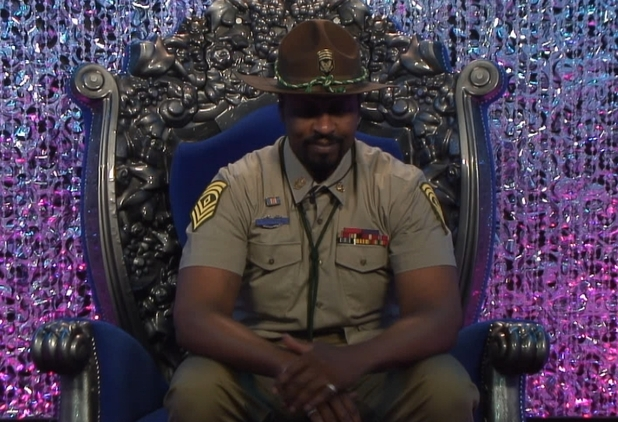 Big Brother Day 25: Drill Sergeant Adam
