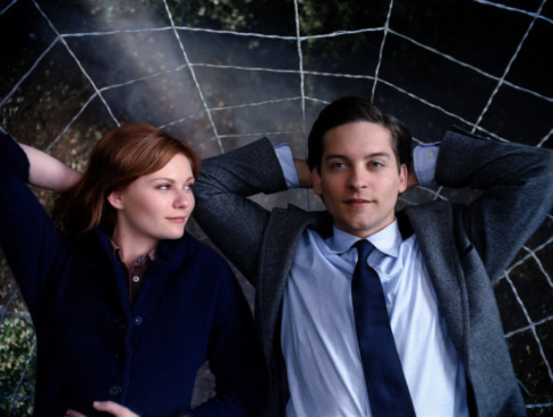 Mary Jane Watson and Peter Parker