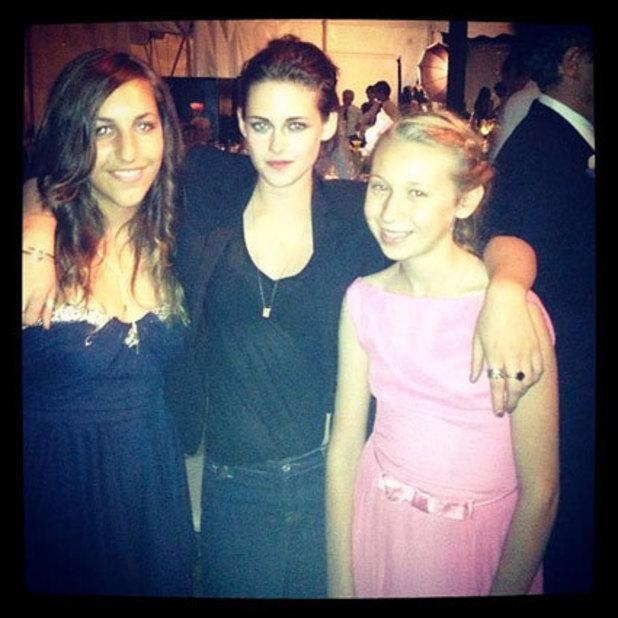 Kristen Stewart, wedding, twitter