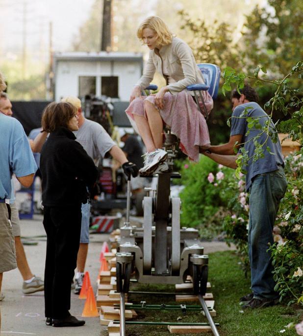 Nora Ephron directs Nicole Kidman