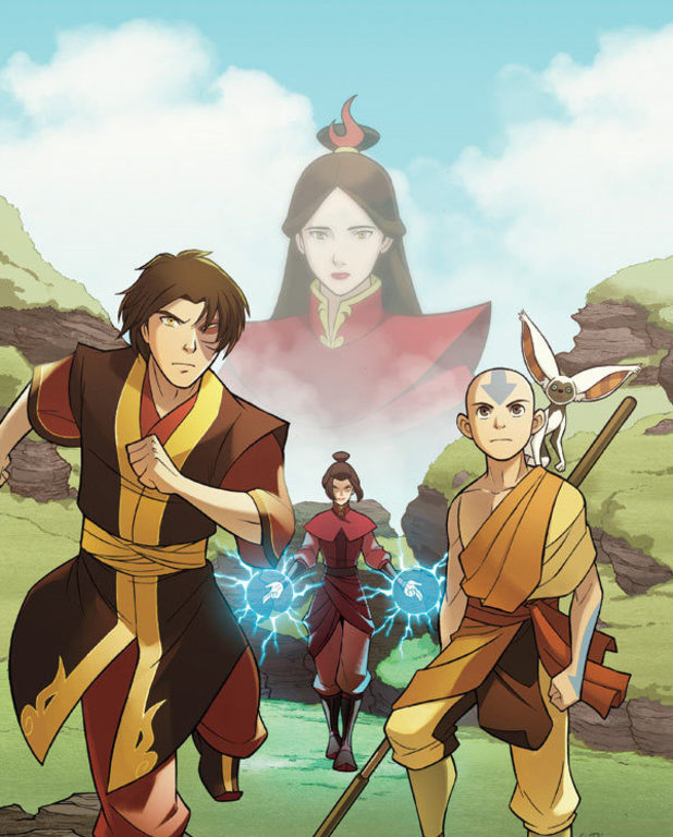 'Avatar: The Last Airbender' - 'The Search'