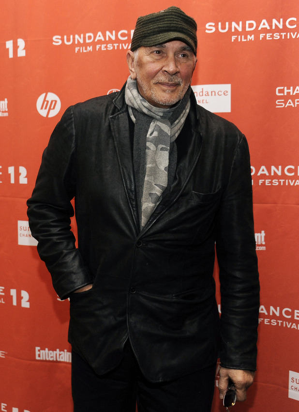 Frank Langella at the premiere of 'Robot & Frank' at the 2012 Sundance Film Festival in Park City, Utah - Jan 2012
