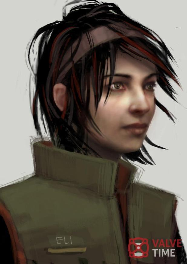 Alleged concept art from 'Half-Life 2: Episode 3'