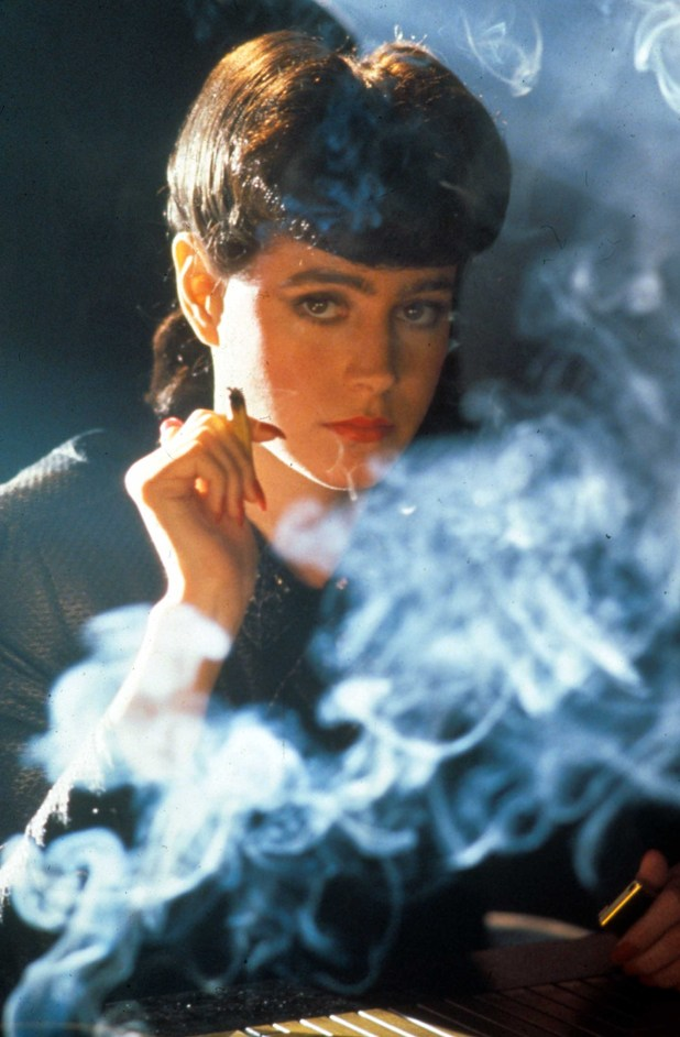 Sean Young's Rachael