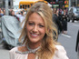 Blake Lively pokes fun at the director on The Late Show with David Letterman.