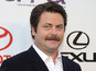 Nick Offerman for 'The Simpsons'