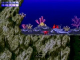 'Ecco The Dolphin' screenshot