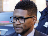 Usher photographed in November 2011