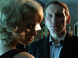 MyAnna Buring as Sylvie and Christopher Eccleston as Daniel Demoys in 'Blackout'