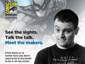 "The publisher invites fans to ""meet the makers"" at San Diego Comic-Con."