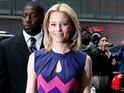 Elizabeth Banks says she doesn't mind being mistaken for the late night host.