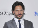 "Joe Manganiello says his cast mates would ""hump everything in sight""."