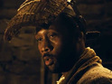 Russell Crowe's appealing antics can't salvage rapper RZA's martial arts flick.