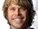 Eric Christian Olsen did not expect his wedding day to be so emotional.
