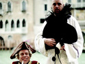 Karl Pilkington and Warwick Davis visit Venice for spinoff The Short Way Round.
