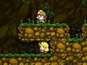 Spelunky is an exceptionally difficult but rewarding experience.