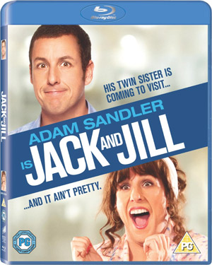 Jack and Jill Blu-ray