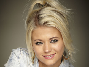 Danielle Harold as Lola Pearce in EastEnders
