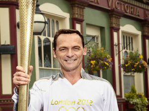 Billy Mitchell's Olympic storyline on EastEnders