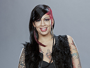 Big Brother USA 2012 - Jenn Arroyo
