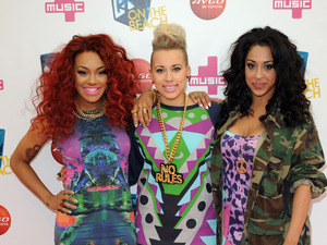 Stooshe at T4 On The Beach