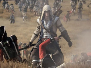 Assassin's Creed 3 Rise Cinematic trailer still