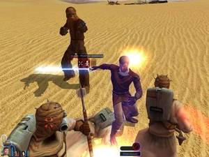 &#39;Star Wars: Knights of the Old Republic&#39; screenshot