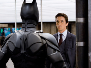 Christian Bale in 'The Dark Knight' (2008)