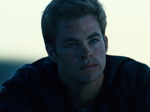 Chris Pine in 'Star Trek'
