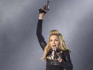 Madonna, Copenhagen, Denmark