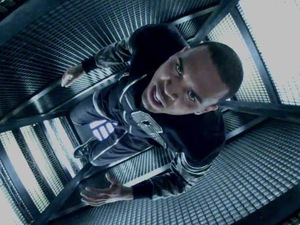 Chris Brown 'I Can Only Imagine' music video.