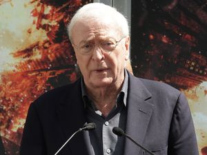 Sir Michael Caine says some words about Christopher Nolan.