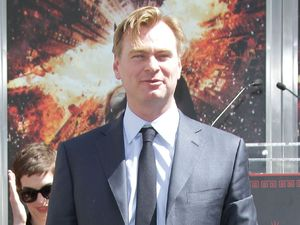 Christopher Nolan Hand and Footprint Ceremony: Christopher Nolan.
